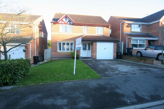 Thumbnail Detached house to rent in Coltsfoot Court, Killinghall, Harrogate