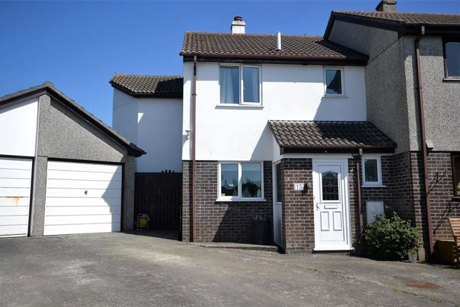 4 bed semi-detached house for sale in Brentwartha, Polperro, Looe, Cornwall