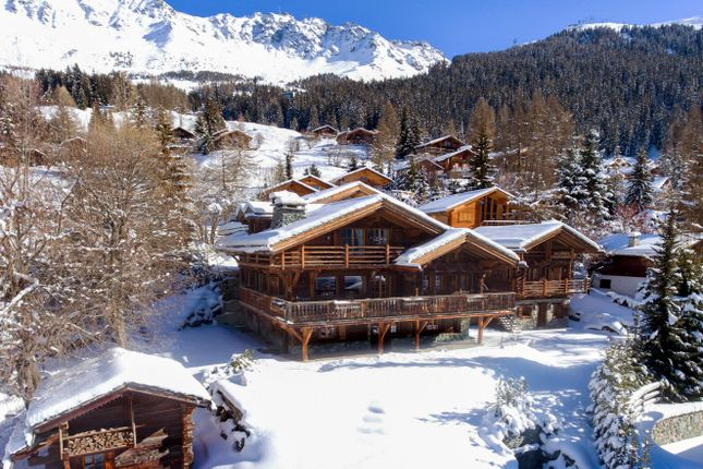 Thumbnail Chalet for sale in La Tinte, Verbier, Switzerland