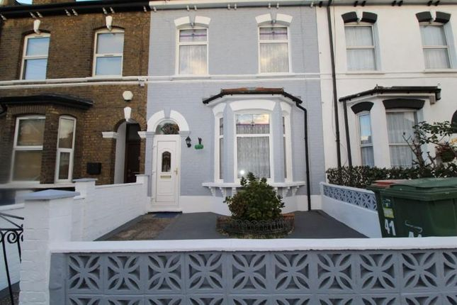 Thumbnail Terraced house for sale in Cecil Road, London