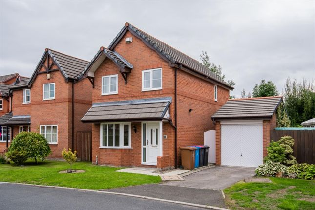 Thumbnail Detached house to rent in Spindlepoint Drive, Worsley, Manchester