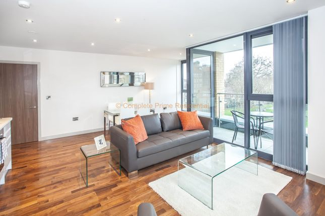 Thumbnail Flat for sale in 1A Shore Place, Hackney
