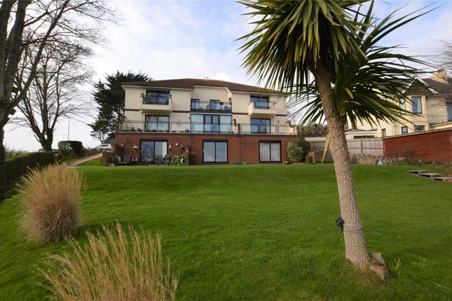 Thumbnail Flat for sale in Wilverley, Wheatridge Lane, Livermead, Torquay Devon
