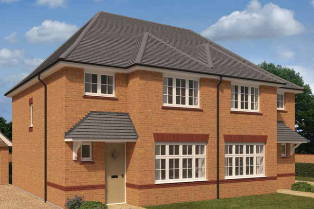 Thumbnail Semi-detached house for sale in Bishops Court, Sidmouth Road, Exeter, Devon