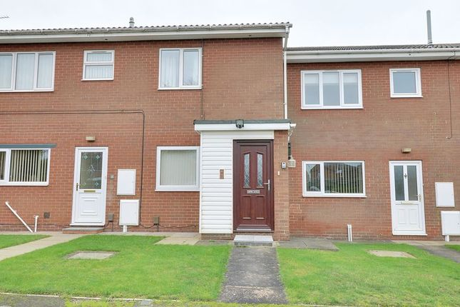 Thumbnail 2 bed flat for sale in The Chequers, Scunthorpe