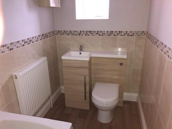 Bathroom of Piccadilly Road, Burnley, Lancashire BB11