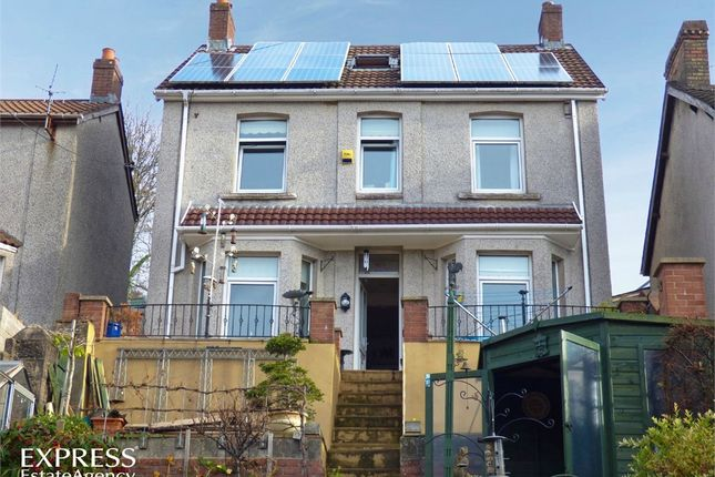 Thumbnail Detached house for sale in Gladstone Road, Crumlin, Newport, Caerphilly