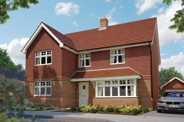 "Thumbnail Detached house for sale in ""The Chester"" at Seldens Mews, Seldens Way, Worthing"