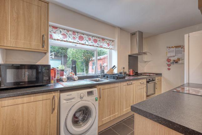 Kitchen of Segbourne Road, Rubery, Birmingham B45