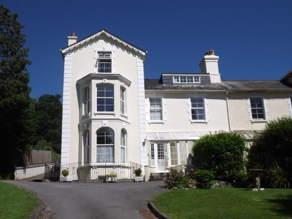 Thumbnail Flat for sale in Tavistock, Devon