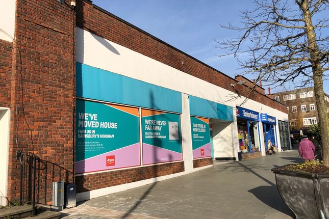 Thumbnail Retail premises to let in 6 Worthing Road, Horsham