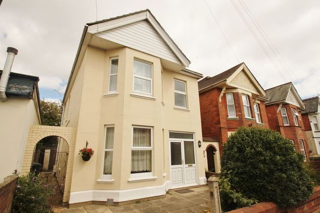 Thumbnail Detached house for sale in Madison Avenue, Bournemouth