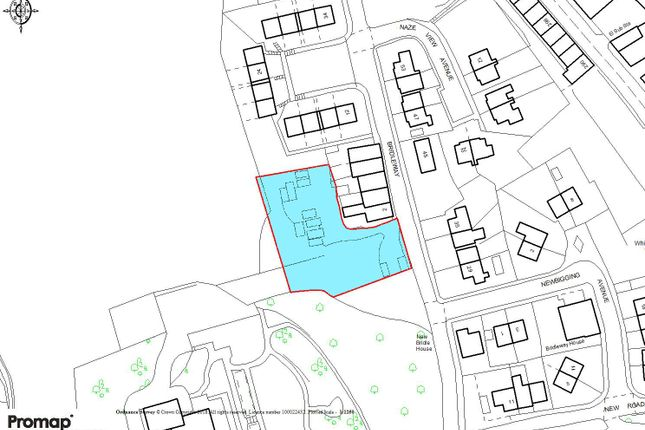 Thumbnail Land for sale in Off Bridleway, Newchurch, Rossendale