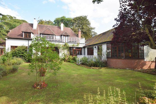 Thumbnail Detached house for sale in Measham Road, Ashby De La Zouch, Leicestershire