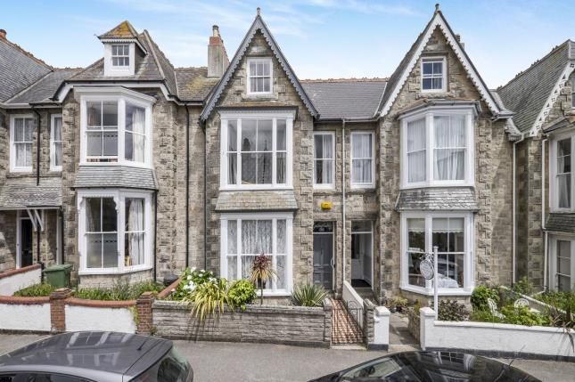 Thumbnail Terraced house for sale in Penzance, Cornwall, .