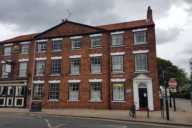Thumbnail Office for sale in 23/25 Worship Street, Hull, East Yorkshire