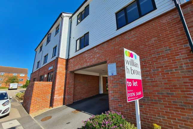 2 bed flat to rent in Jutland Court, Braintree CM7