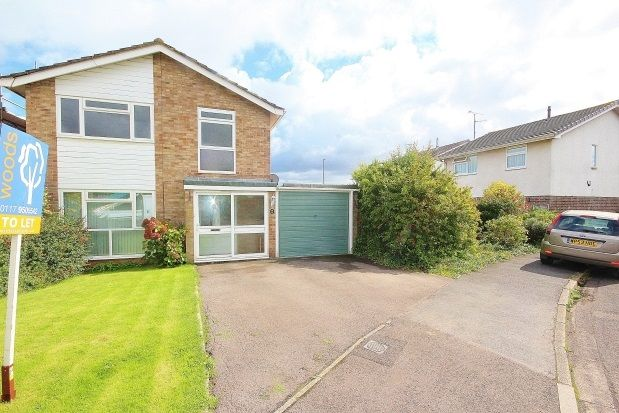 Thumbnail Link-detached house to rent in Gleneagles Drive, Bristol