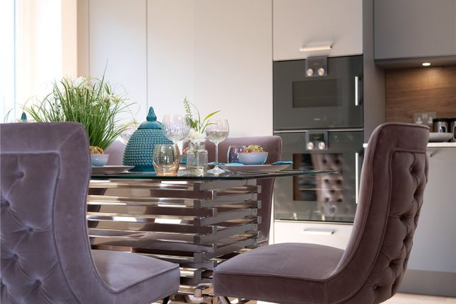 Thumbnail Flat for sale in Plot 84 - Park Quadrant Residences, Glasgow