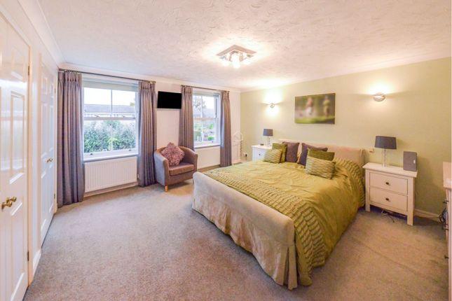 Master Bedroom of Permain Close, Radlett WD7