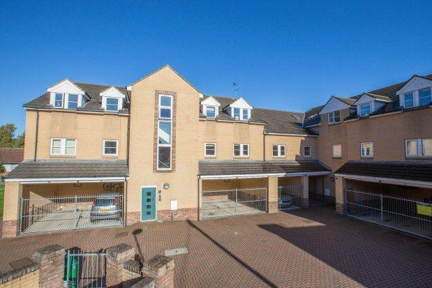 Thumbnail Flat to rent in Feversham Gate, York