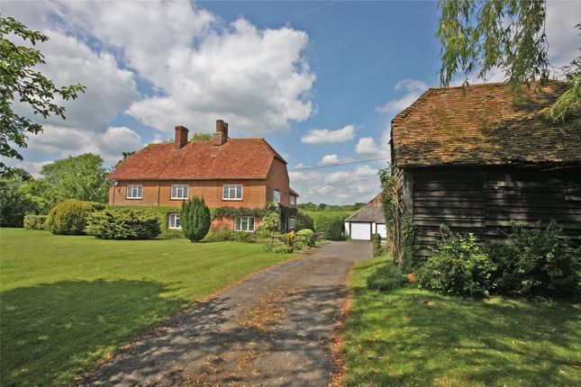 Thumbnail Detached house for sale in Hillside, Odiham, Hook, Hampshire