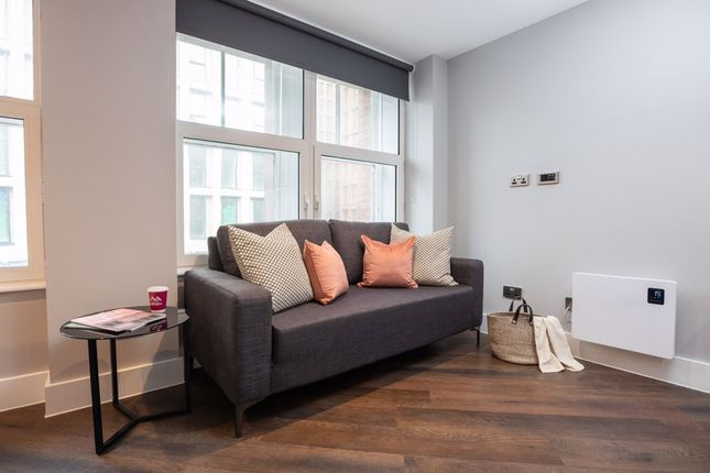 Studio to rent in 115 Princess Street, Manchester M1