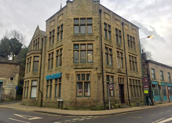 Thumbnail Office to let in Ground Floor, Fielden House, 41 Rochdale Road, Todmorden