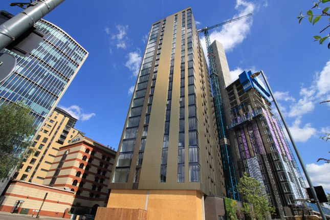 Thumbnail Flat for sale in Investment Portfolio - The Bank Tower, 60 Sheepcote Street, Brindley Place