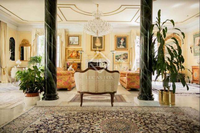 Thumbnail Villa for sale in Spain, Madrid, Puerta De Hierro, Mad9803