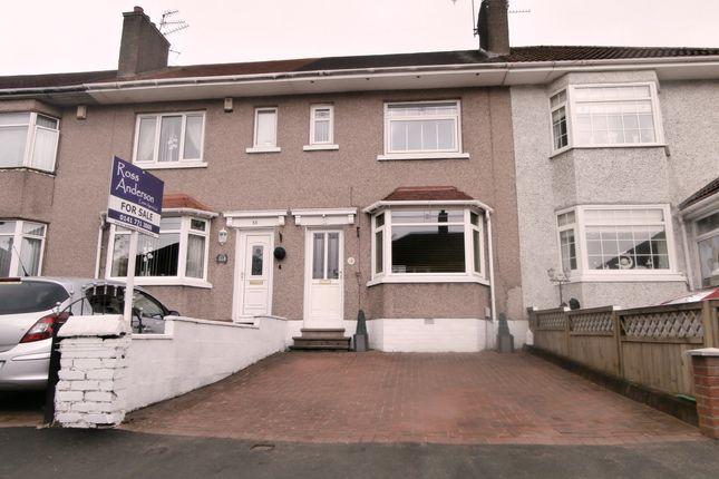 Thumbnail Terraced house for sale in Weirwood Avenue, Garrowhill, Glasgow