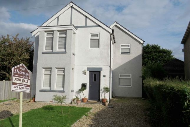 Thumbnail Detached house for sale in West Lane, Hayling Island