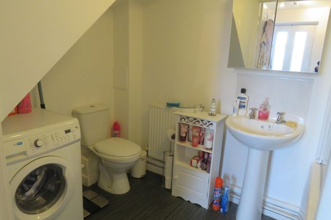 Bathroom of Orchil Street, Giltbrook, Nottingham NG16