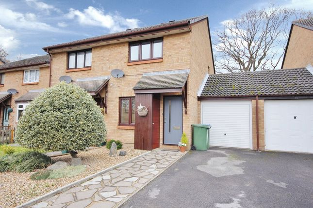 2 bed semi-detached house for sale in Primrose Way, Locks Heath, Southampton
