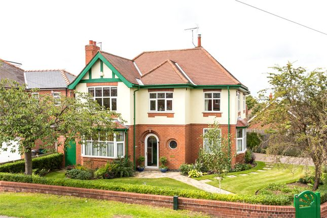 Thumbnail Detached house for sale in Carr Lane, York, North Yorkshire