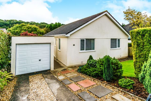 Thumbnail Detached bungalow for sale in Shute Park Road, Plymstock, Plymouth