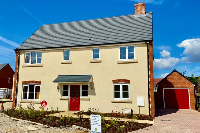 Thumbnail Detached house for sale in Plot 1, South Paddock, 24 Herberts Meadow, Clifton, Beds