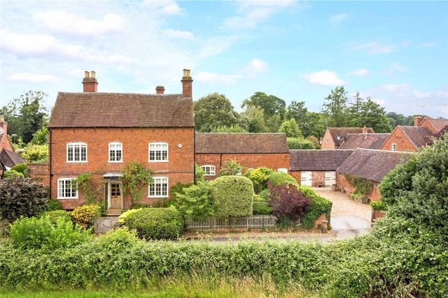 Thumbnail Detached house for sale in Ashow, Kenilworth, Warwickshire