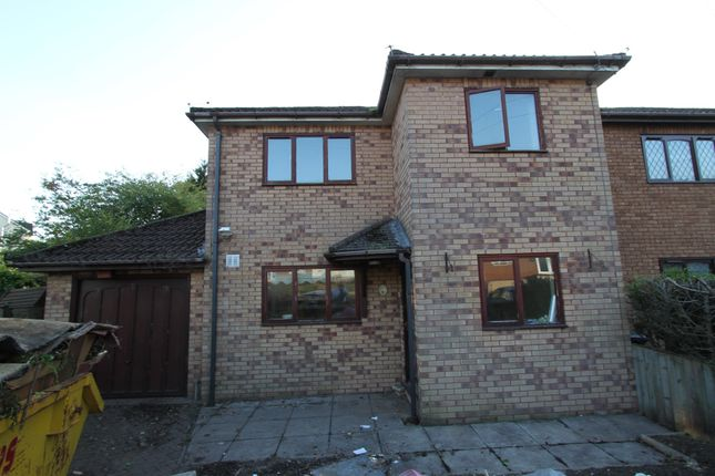 Thumbnail Detached house for sale in Moxon Road, Newport