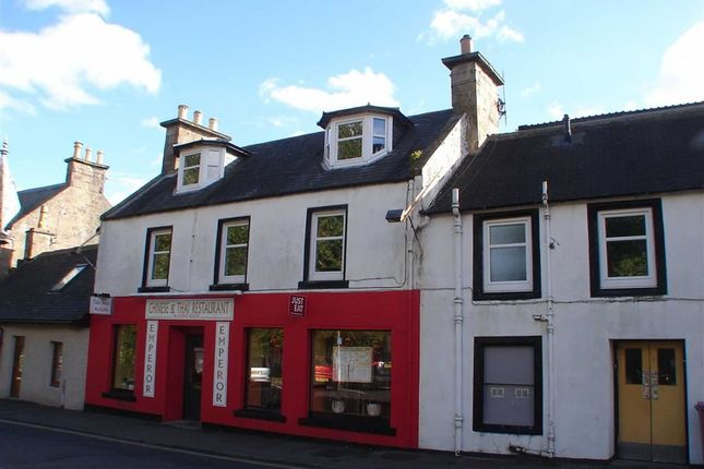 Thumbnail Flat for sale in North College Street, Elgin, Moray