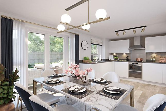 """4 bed detached house for sale in """"Hesketh"""" at Somerset Avenue, Leicester LE4"""