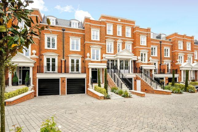 Thumbnail Terraced house for sale in Long Walk Villas, 76A Kings Road, Windsor, Berkshire