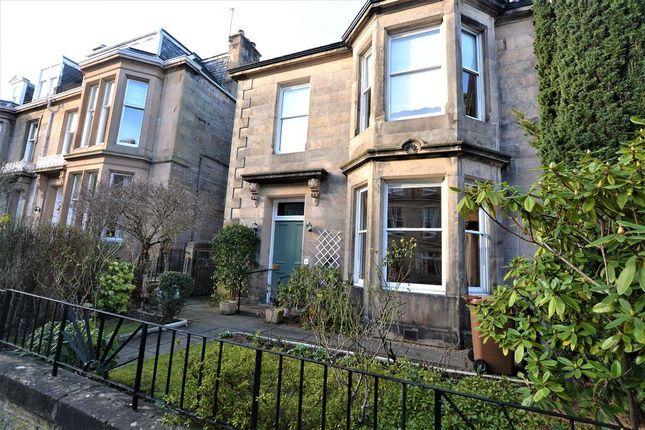 Thumbnail Semi-detached house to rent in Mentone Terrace, Newington, Edinburgh