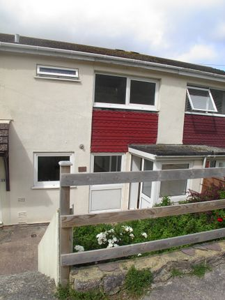 Thumbnail Terraced house to rent in Ocean View Drive, Brixham