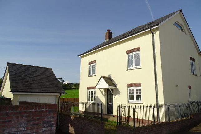 Thumbnail Semi-detached house for sale in Arthurs Lea, Abbotsham