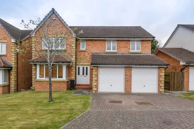Thumbnail Detached house for sale in 19 Birrell Gardens, Livingston