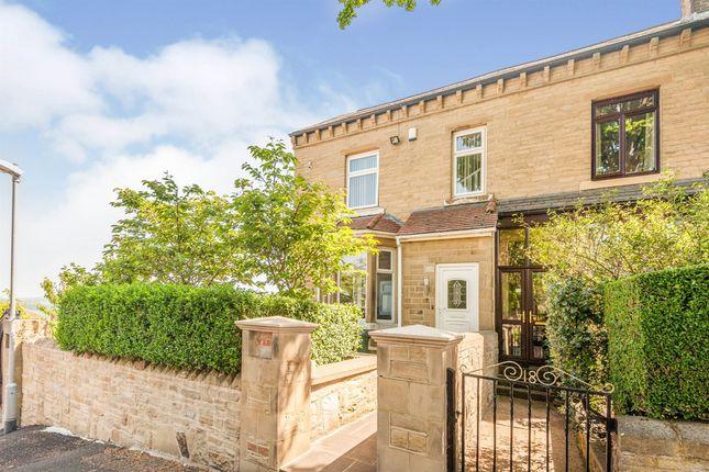 Thumbnail End terrace house for sale in Prospect Street, Eccleshill, Bradford