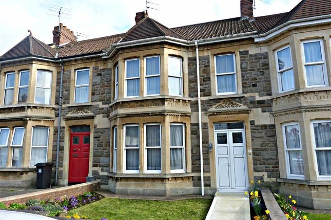 Thumbnail Terraced house for sale in Norton Road, Knowle, Bristol