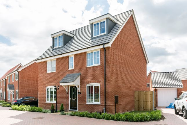 Thumbnail Detached house for sale in Crabapple Road, Dereham