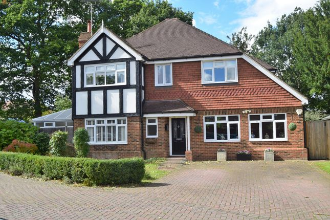 Thumbnail Detached house for sale in Pattens Close, Chatham